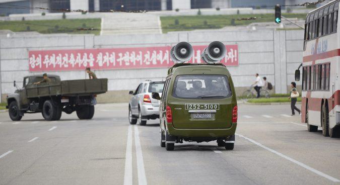 RADIONEWS – Corea del Nord – Una radio che (non) puoispegnere